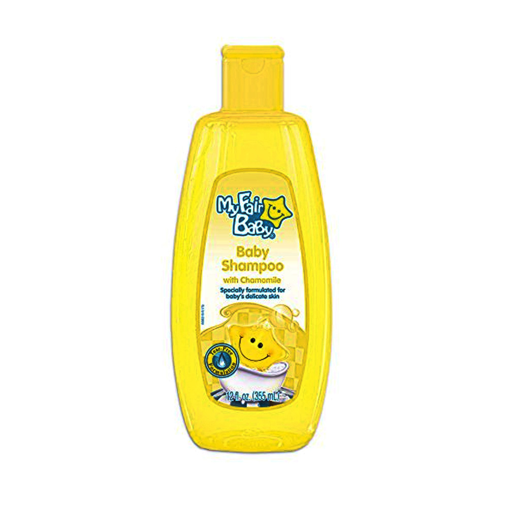 Delta Brands My Fair Baby 12oz Baby Shampoo With Chamomile 5002-12