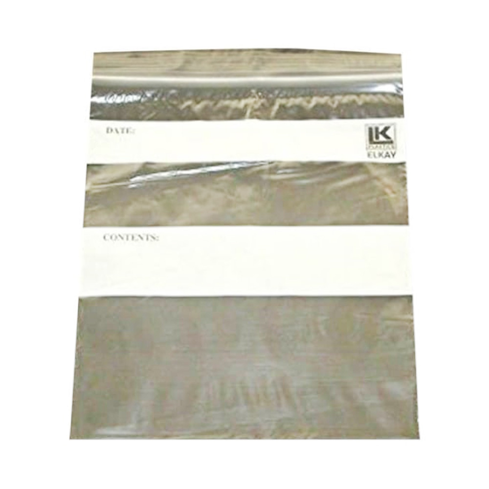 "Elkay Plastics Co. - Clear 10""x12"" Gallon Plastic Re-Closable Bag F21012G"