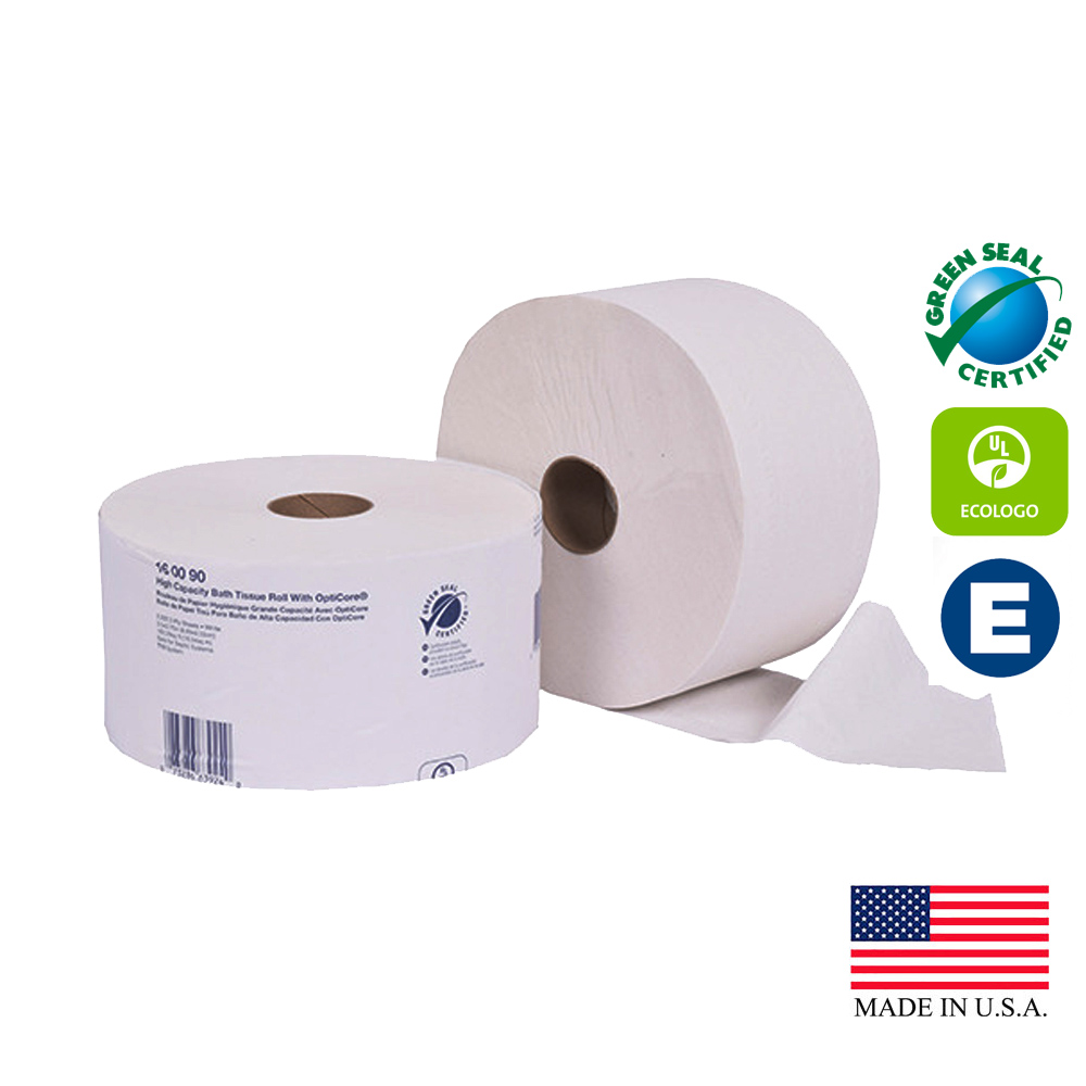 Essity Professional White 2ply 2000 Sheets        Opticore High Capacity Bathroom Tissue 160090