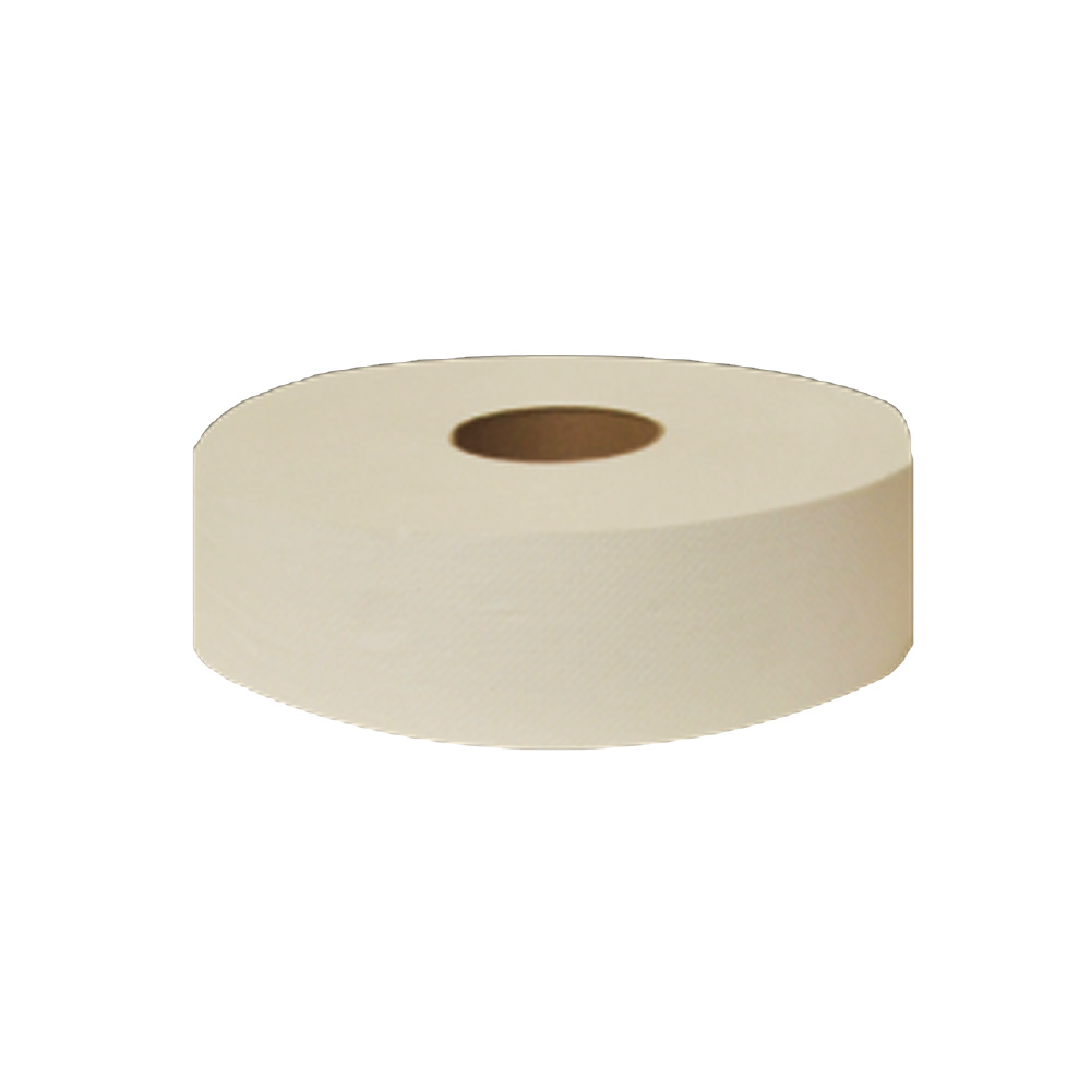 "Nittany Paper Mills Inc. - White 10""x1400' 3.5"" 2 ply Jumbo Bathroom Tissue NP-614002P"
