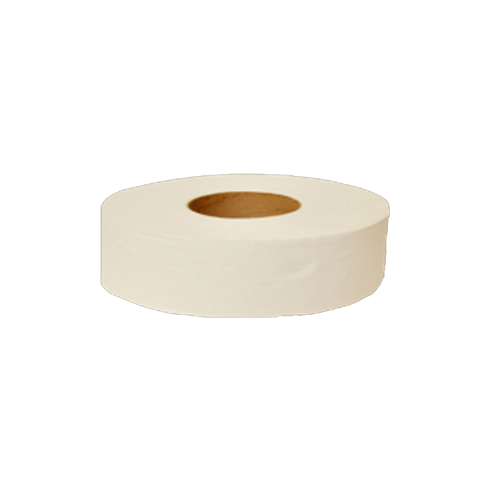 "Nittany Paper White 7""x750' 2ply Bathroom Tissue  NP-127502"