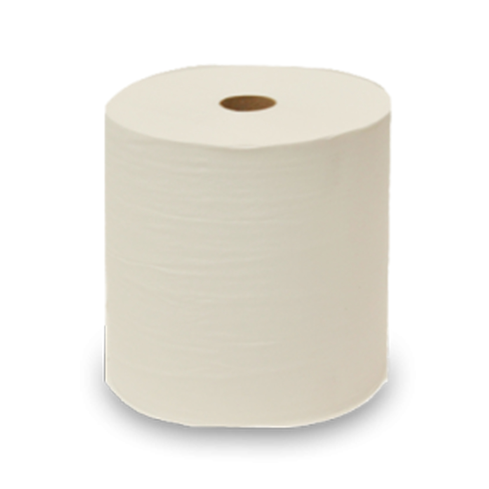 "Nittany Paper White 7.5"" Executive Roll Towel NP-608-8002P"