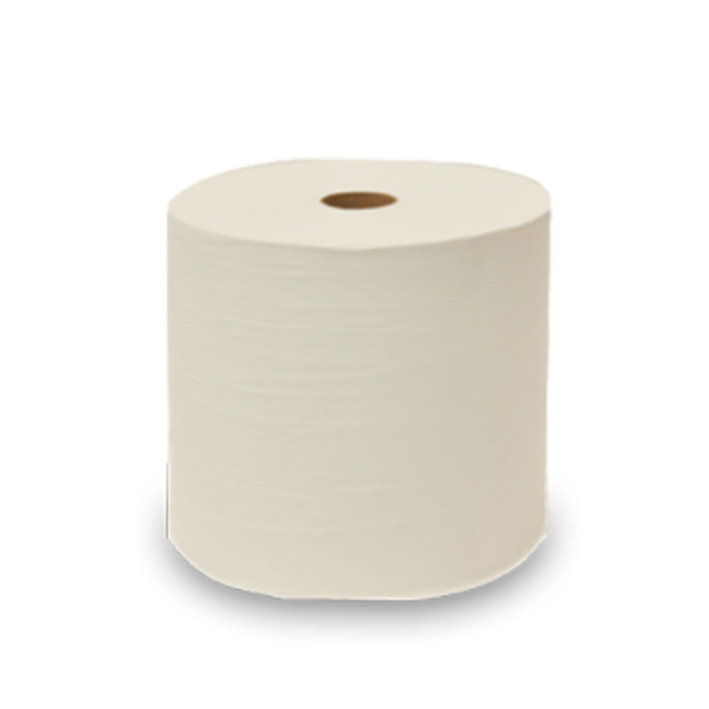 "Nittany Paper White 950' / 1.75"" Core Tad Executive Roll Towel NP-6950EX"