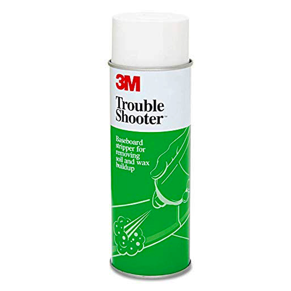 3M Products - Trouble Shooter 21 oz. Baseboard Aerosol Stripper 14001