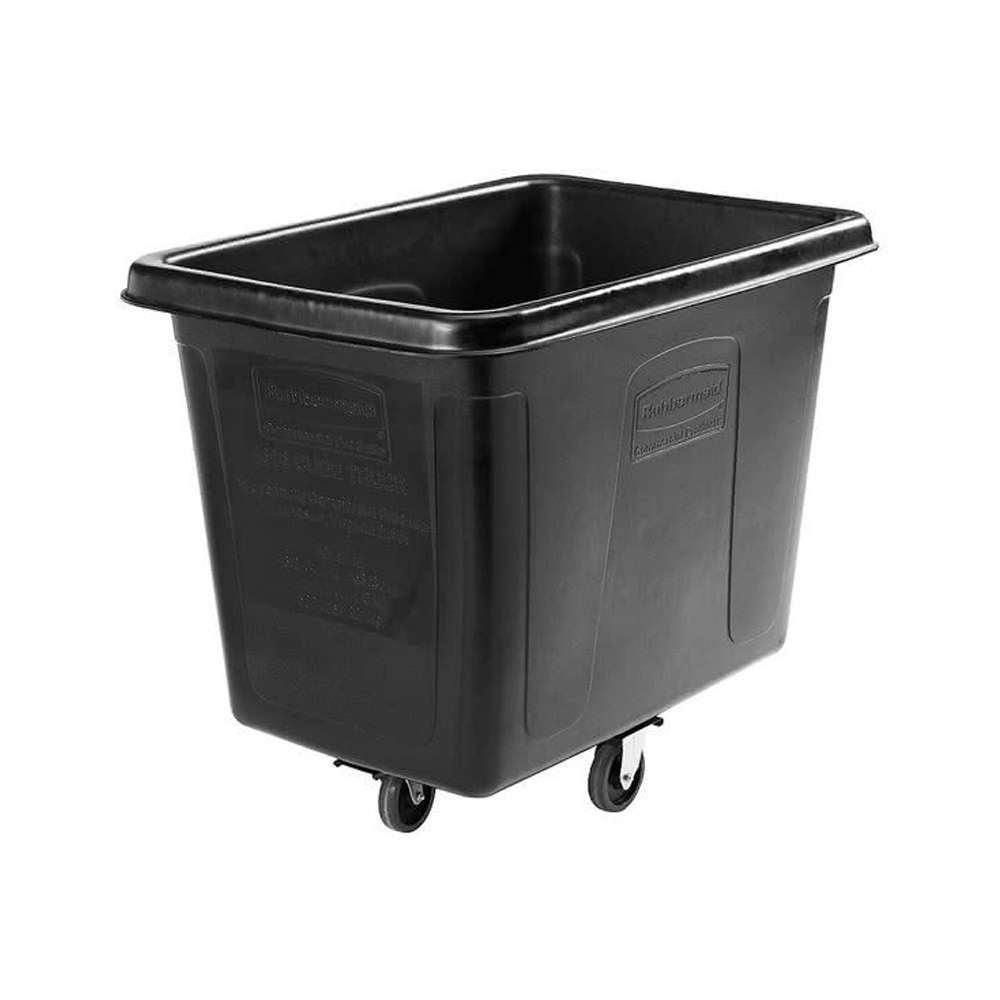 Rubbermaid Commercial - Black 16 Cubit Black Executive Cube Truck 1867537
