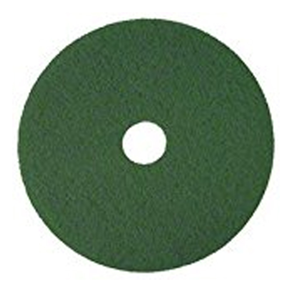 "3M Products - Green 17"" Scrubbing Floor Pad 5400N"