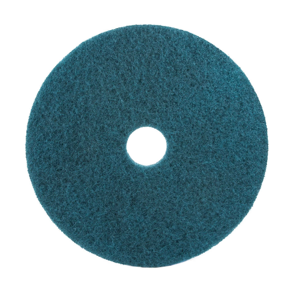 "3M Products Blue 20"" Floor Cleaning Pad 5300"