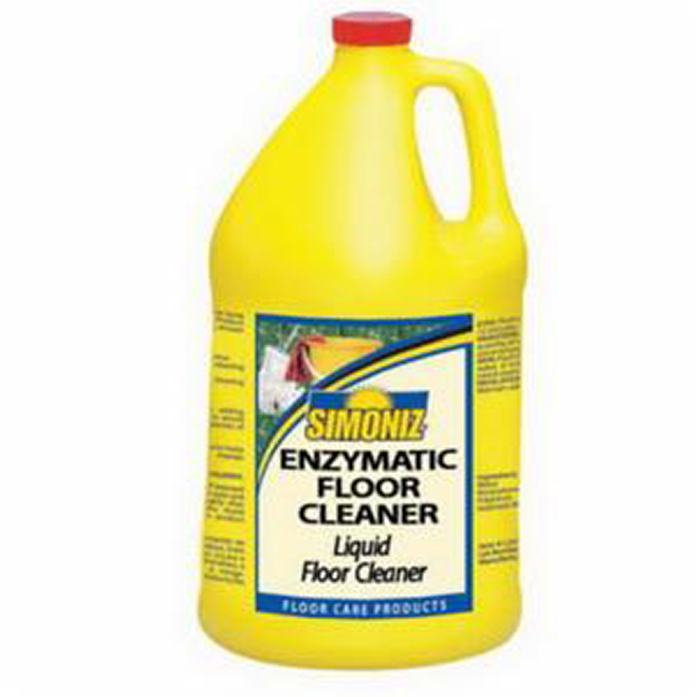 Simoniz 1 Gallon Enzymatic Floor Cleaner E2107