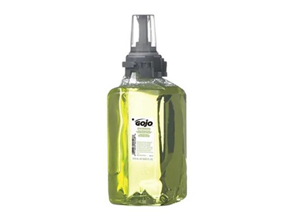 Gojo 1250ml Green Citrus Foam Shower Wash 8824-03