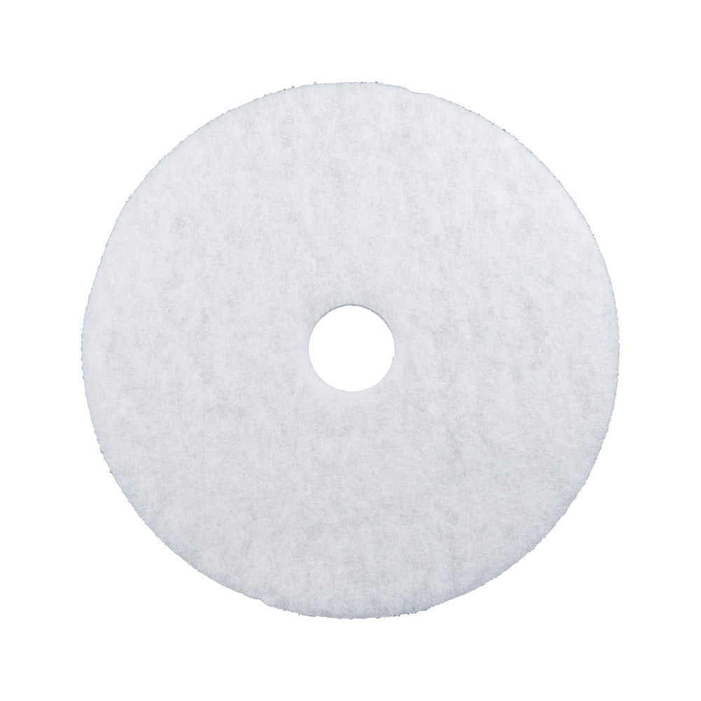 "3M Products White 13"" Polishing Pad 4100"