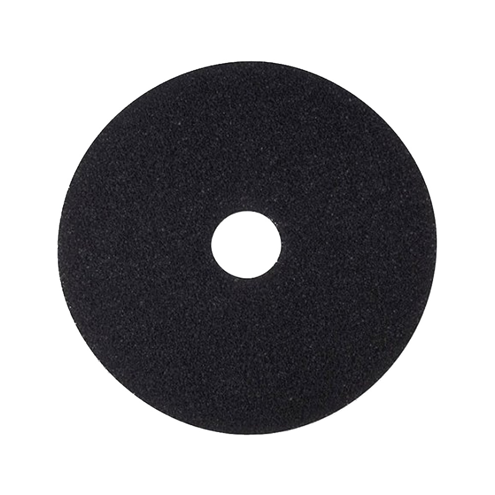"3M Products Black 13"" Stripping Floor Pad 7200"