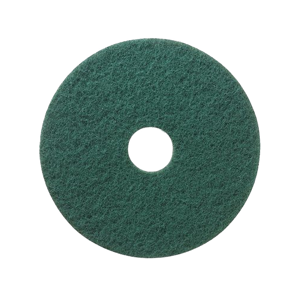 "3M Products - Green 16"" Scrubbing Floor Pad 5400N"