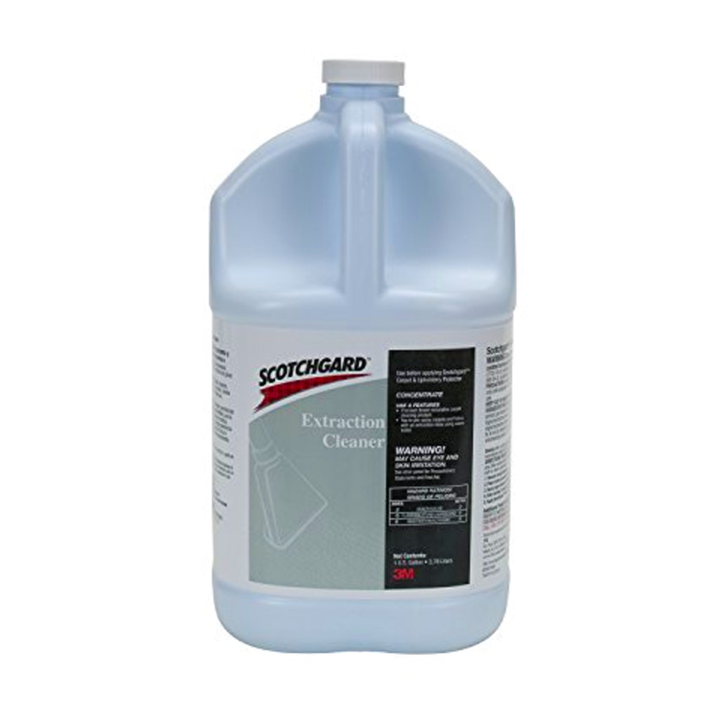 3M Products - Scotchgard 1 Gallon Extraction Cleaner Concentrate 05719
