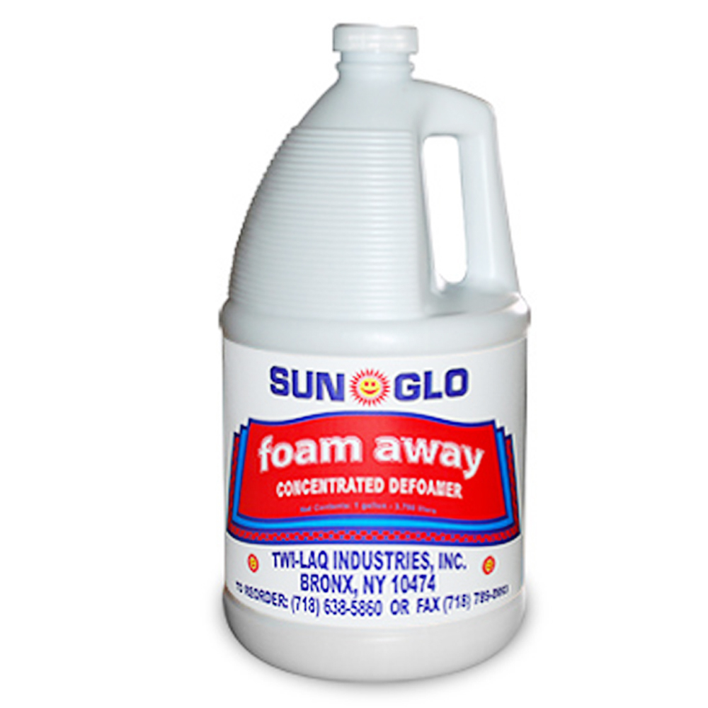 Twi-Laq - Foam Away 1 Gallon Concentrated Carpet  Defoamer 7160-4