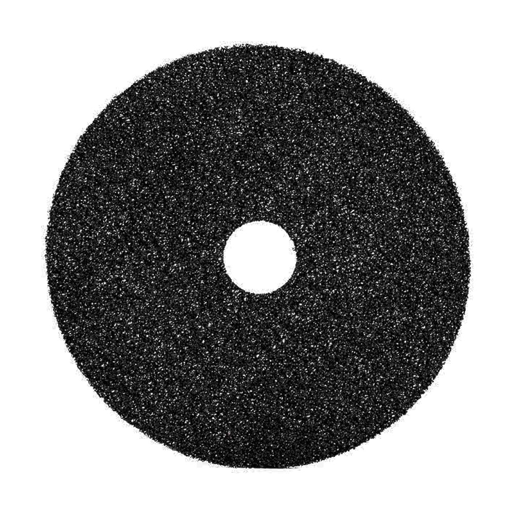 "3M Products - Black 17"" High Productivity Stripper Floor Pad 7300-17"