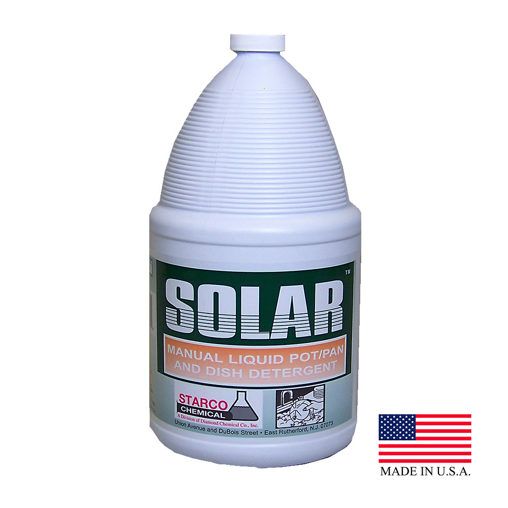 Starco Chemical 1 Gallon Solar Dish Detergent     17850