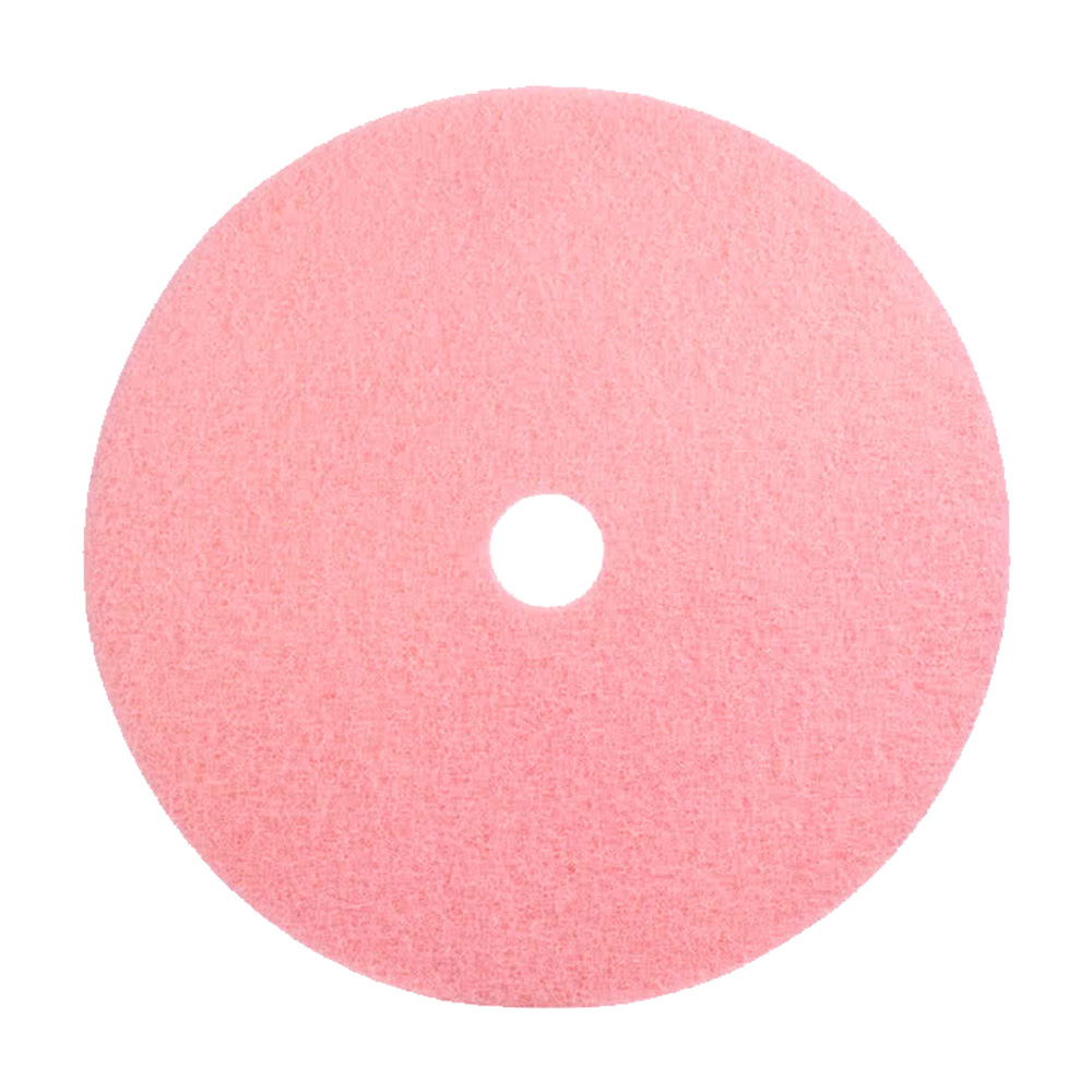 "3M Products Pink 27"" Burnishing Pad 36000"
