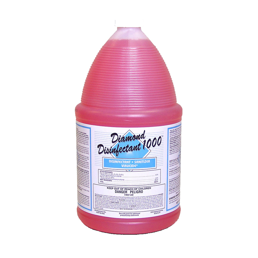 Starco Chemical - Diamond 1 Gallon Disinfectant1000 7143
