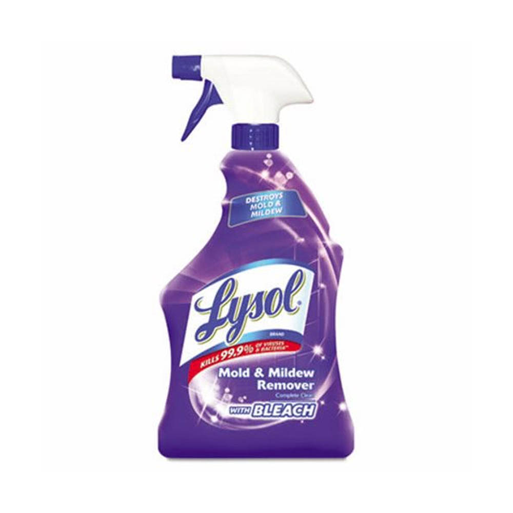 32oz Lysol Mold & Mildew Remover With Bleach 78915
