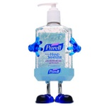 Gojo 8oz Purell Hand Sanitizer Pal Kit 9600-PL1