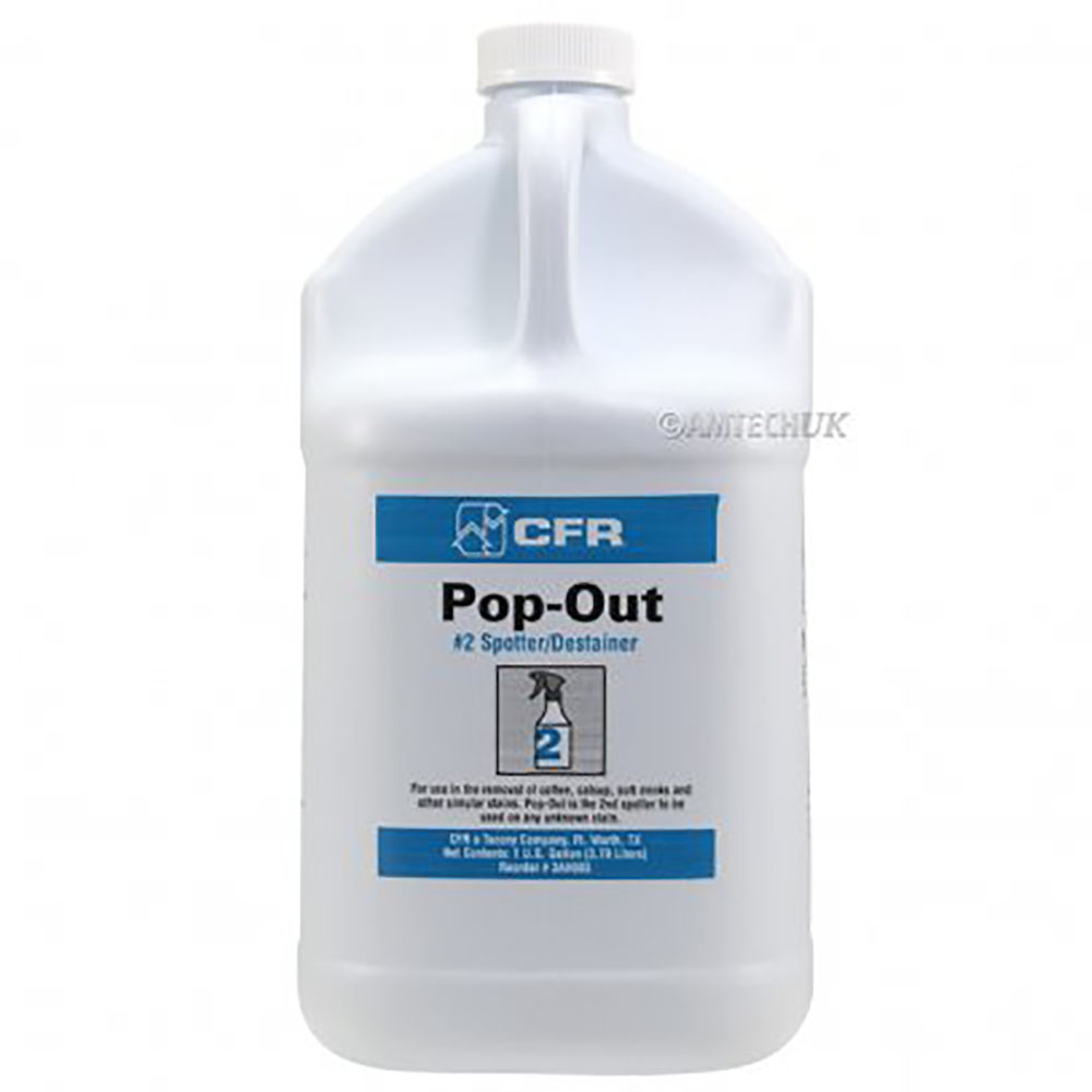 Tacony 1 Gallon Cfr Pop Out Carpet Cleaner 3AH003