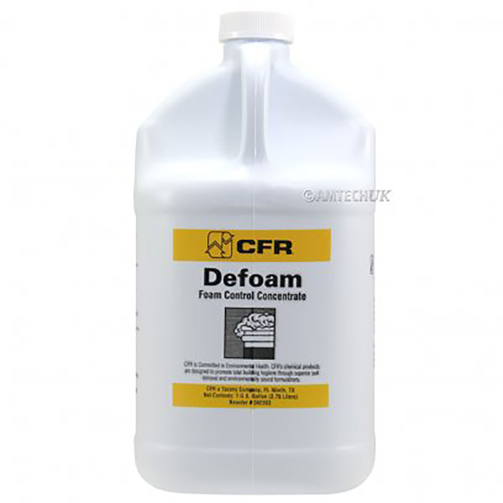 Tacony Corporation 1 Gallon Cfr Carpet Cleaning De-foamer 3AE003