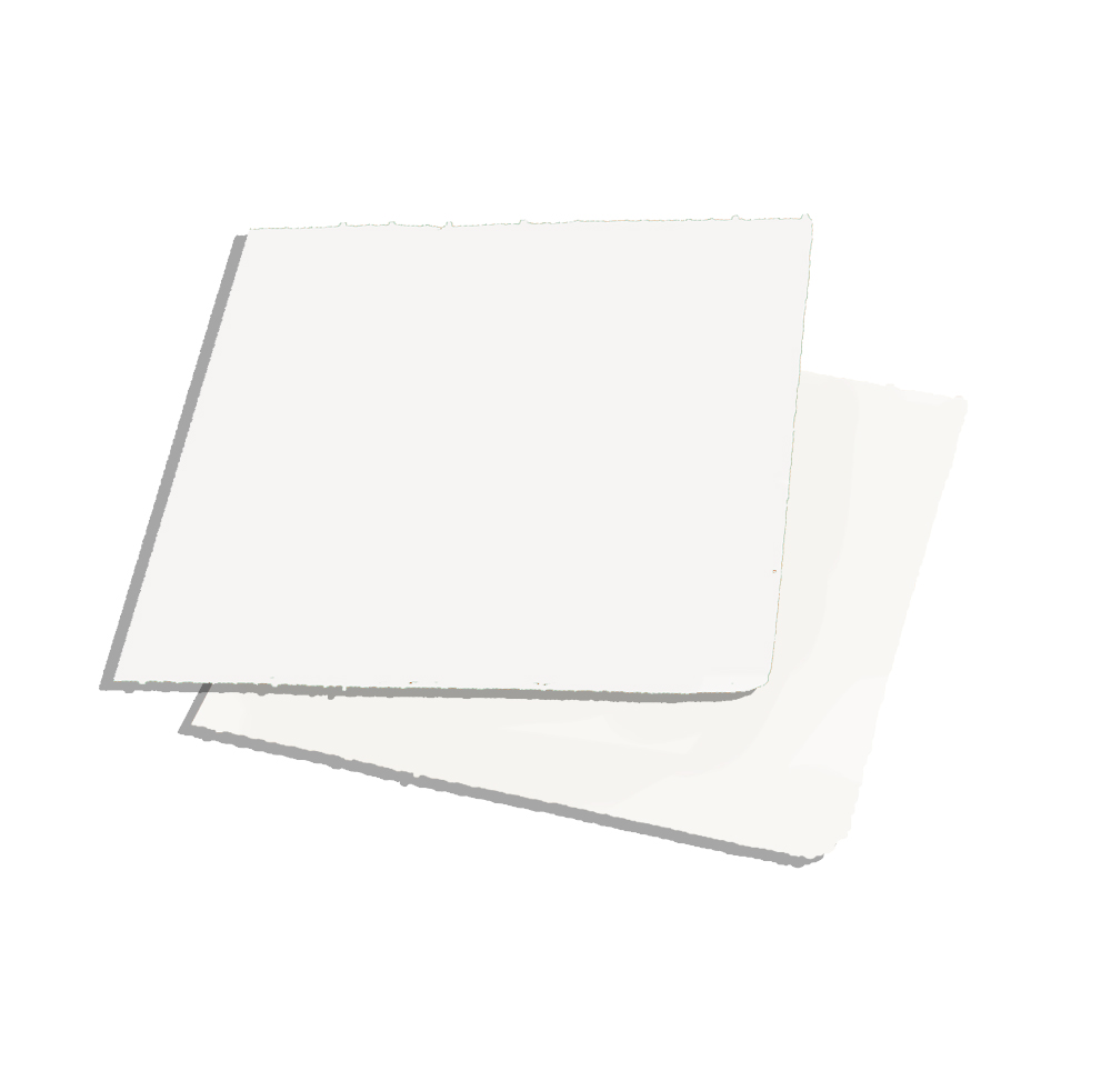 "Gordon Paper White 30""x30"" Butcher Paper Sheets 3030X21"