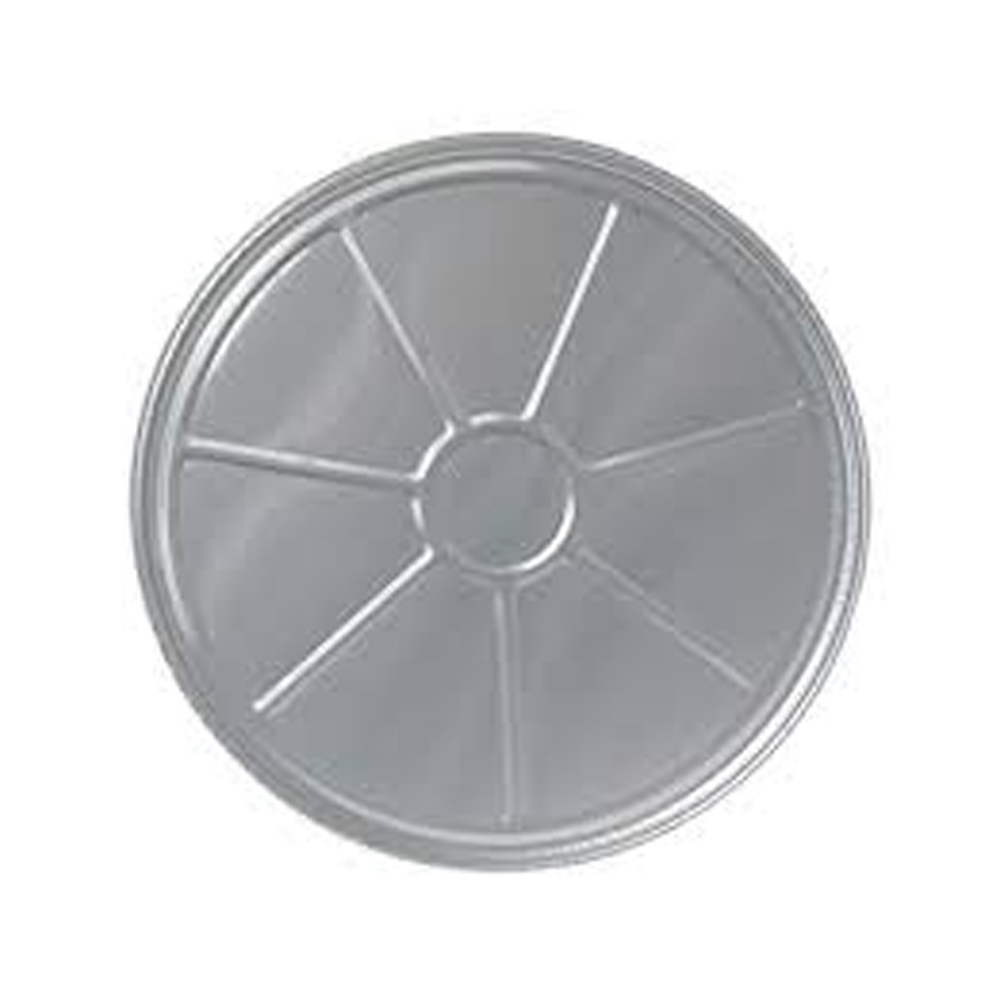 "Durable Aluminum 12"" Pizza Pan 8000-30"