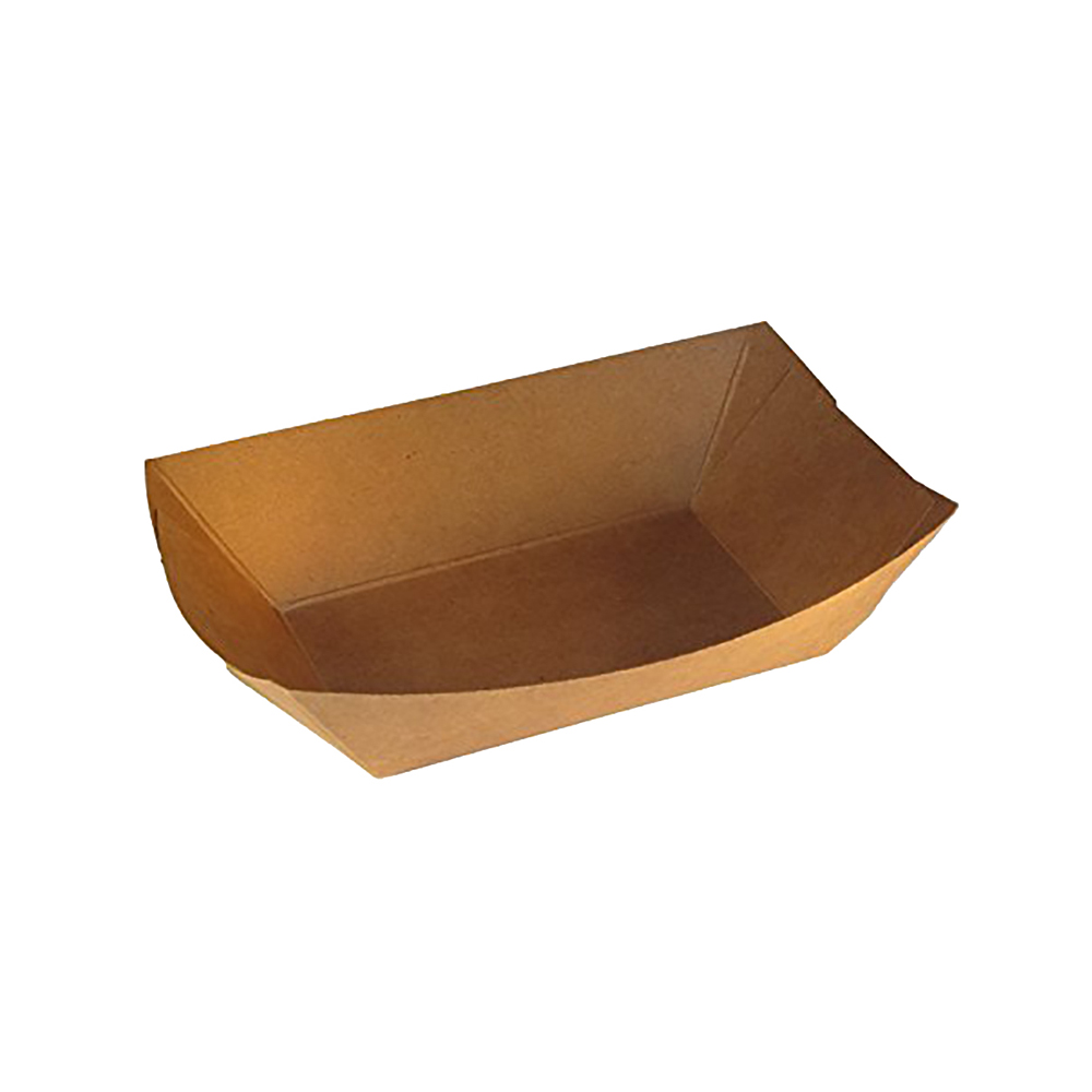 Specialty Quality Kraft Food Tray #250 7143