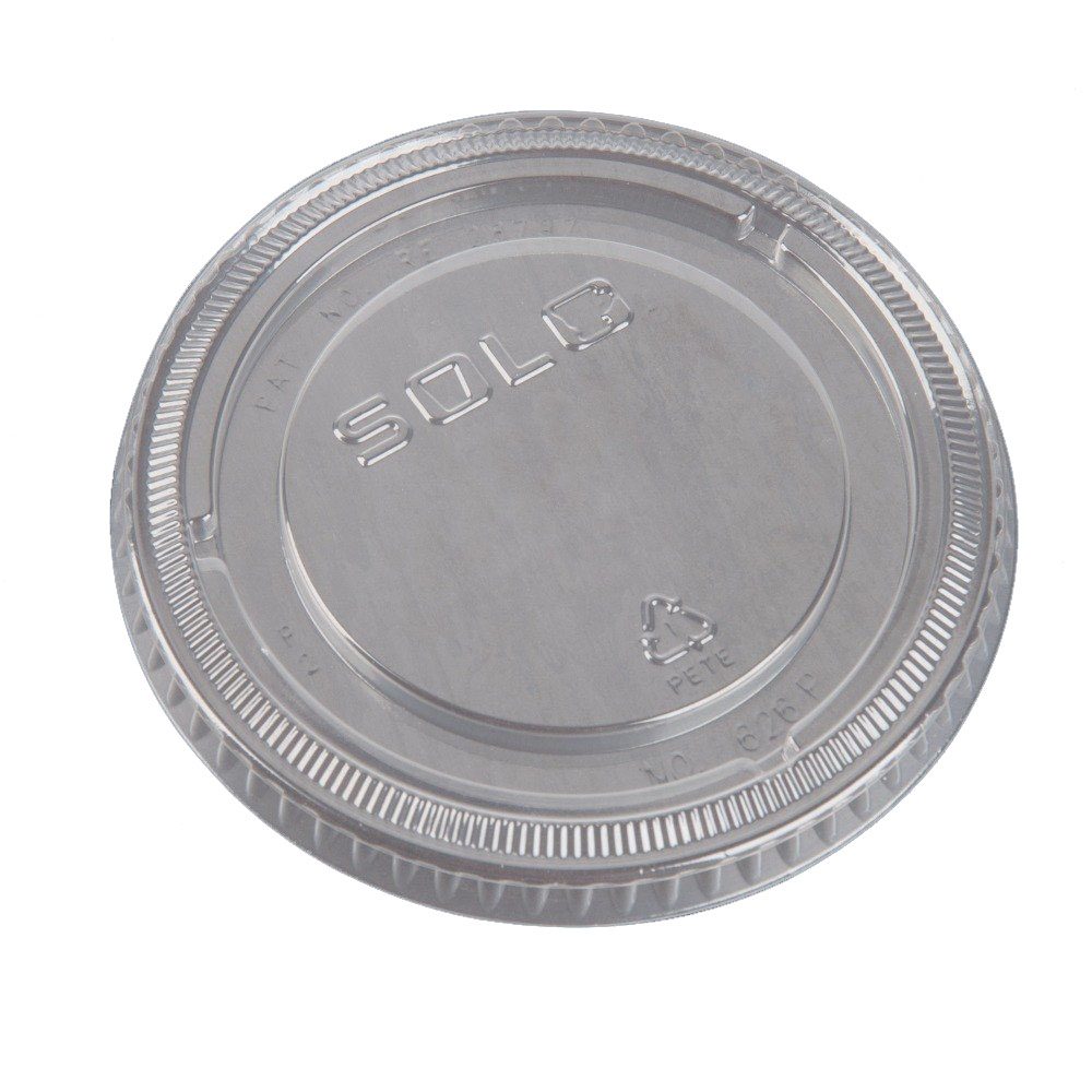 Dart Clear Plastic Non Vented Lid 626TP