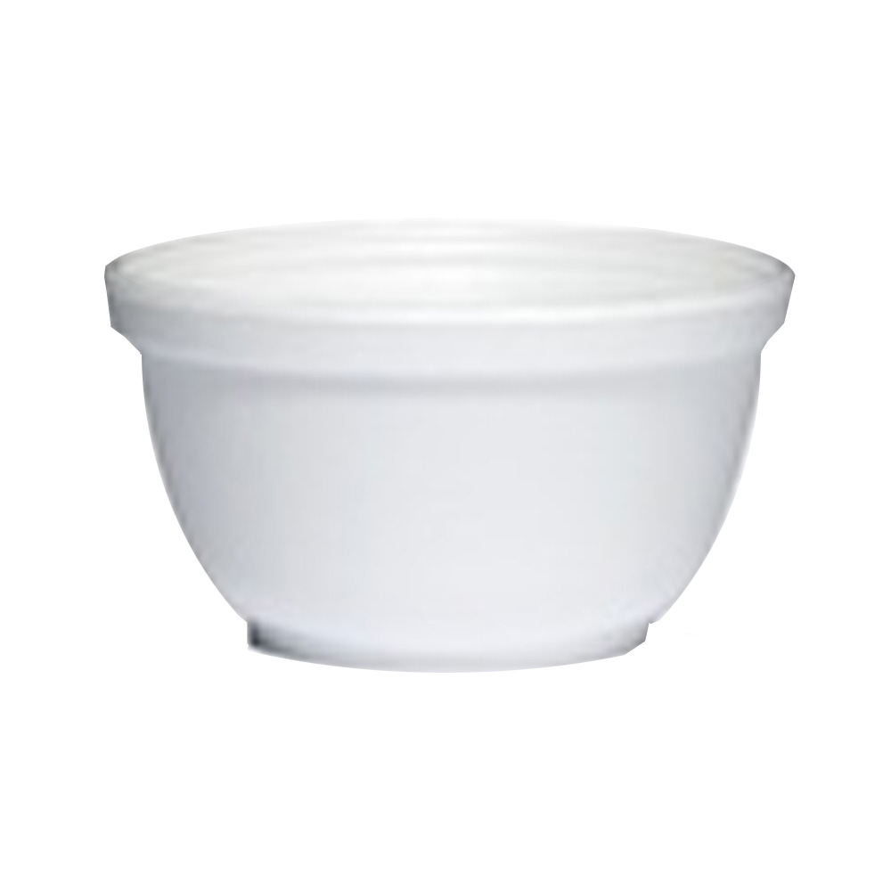 Dart White 12oz Foam Bowl 12B32