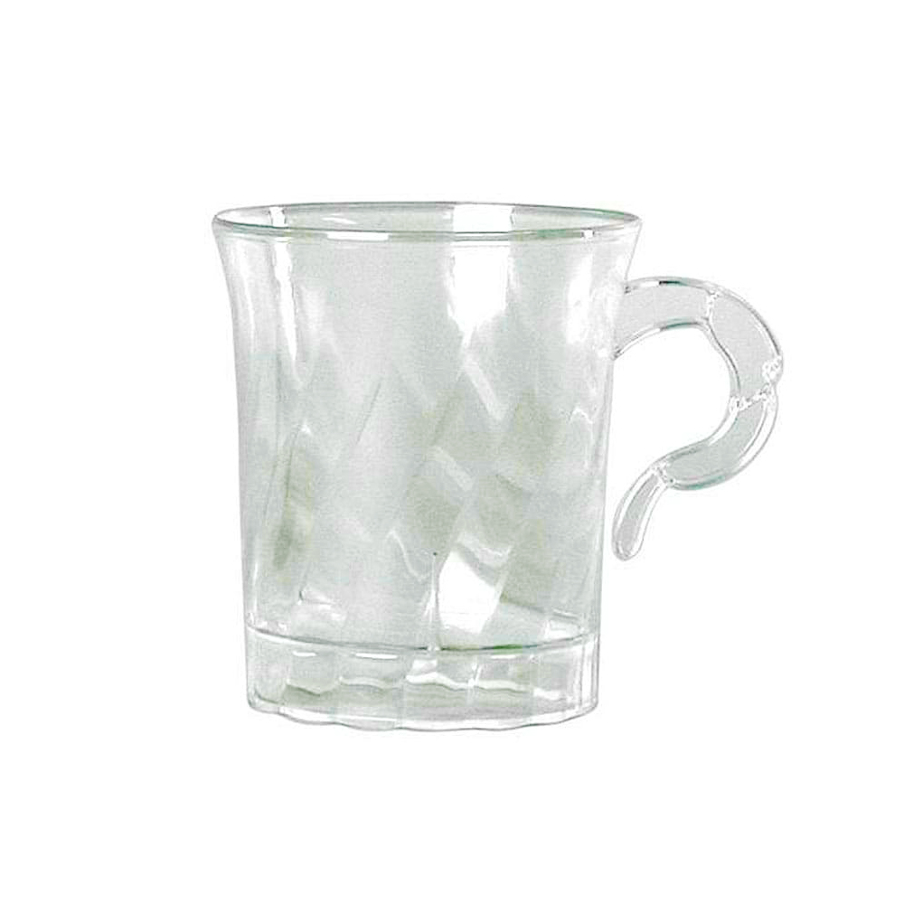 Comet Clear 8oz Classicware Coffee Mug CWM8192