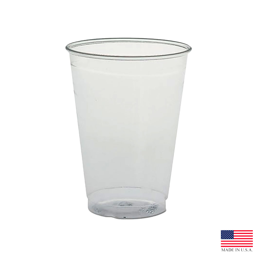Solo Cup Clear 9oz Tall Pet Cup TP9D