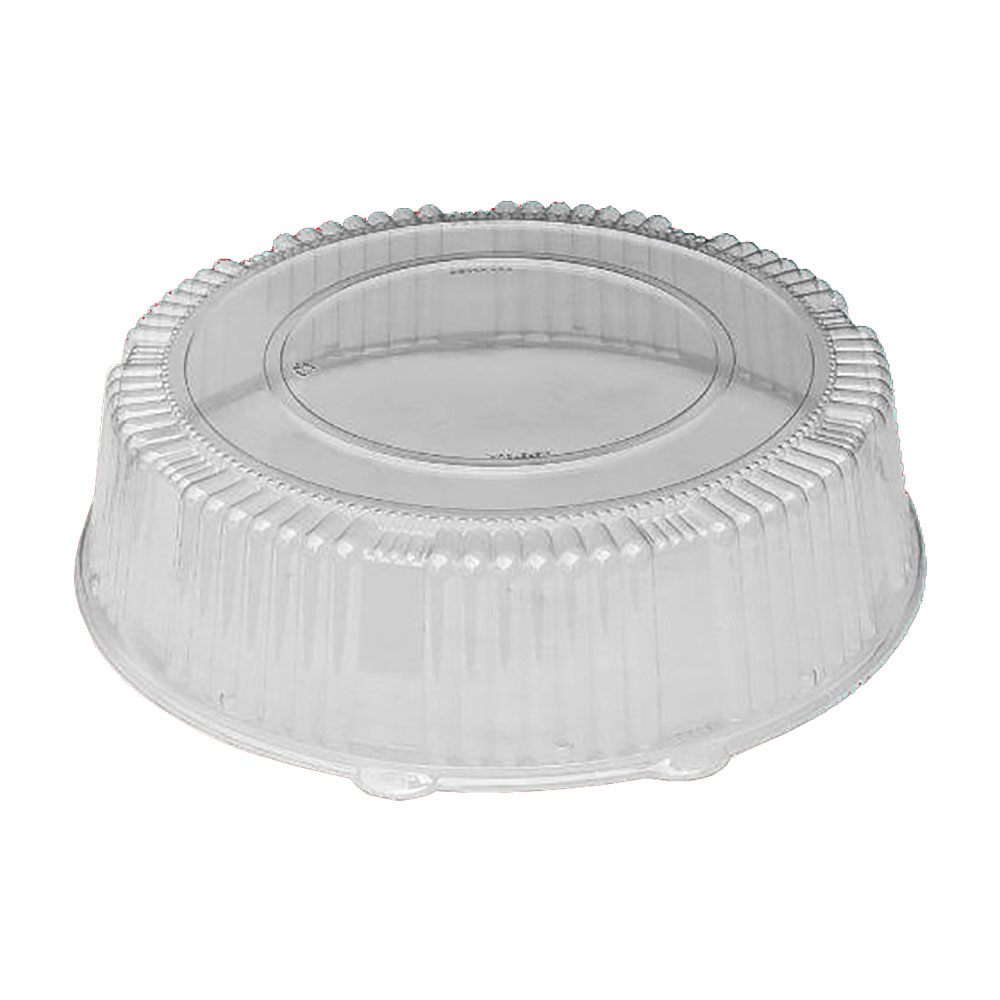"Comet Clear 16"" Pet High Dome Lid A16PETDMHI"