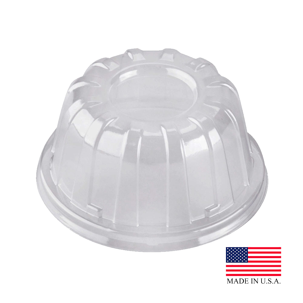 Dart Clear Dome Lid 20HDLC