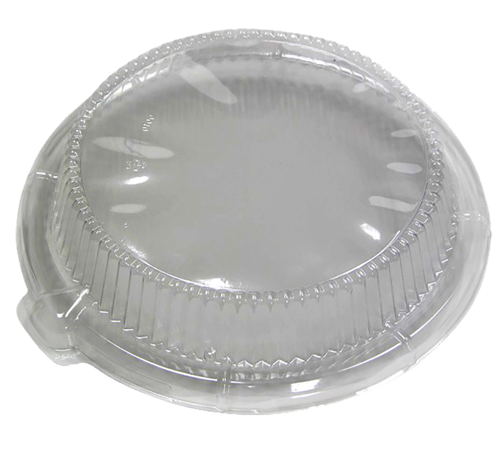 "Pactiv Clear 10.25"" Dome Lid 0CI800100000"