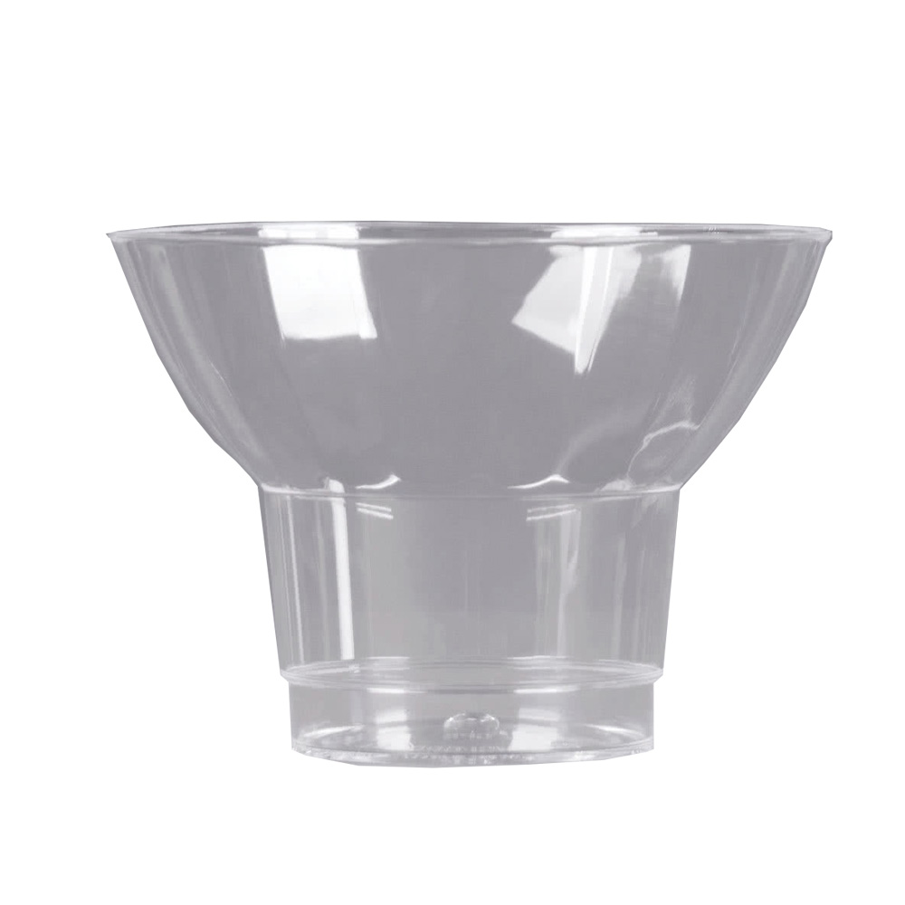 WNA/Comet - Polar Clear 15 oz. Plastic Parfait Flex Glass 55075