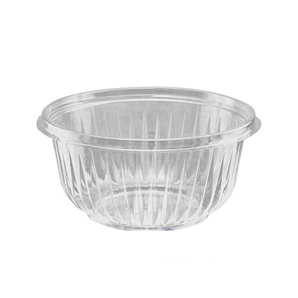 Dart - Clear 16 oz. Plastic Pet Bowl PET16B