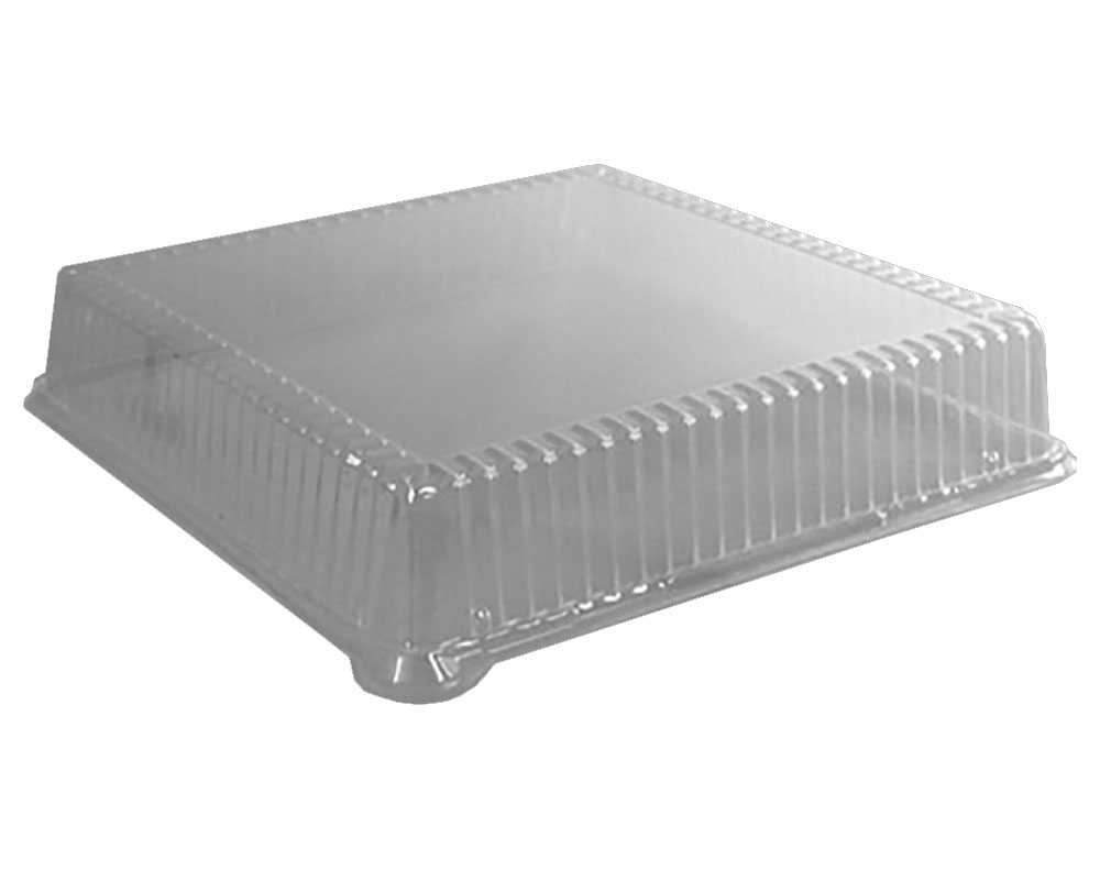 "Comet Clear 18""x12"" Rectangular Dome Lid A1812DM"