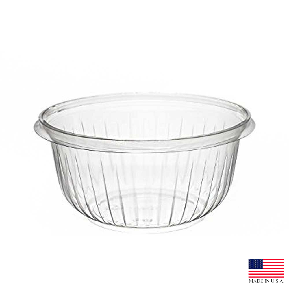 Dart - PresentaBowls Clear 16 oz. PET Bowl C16B