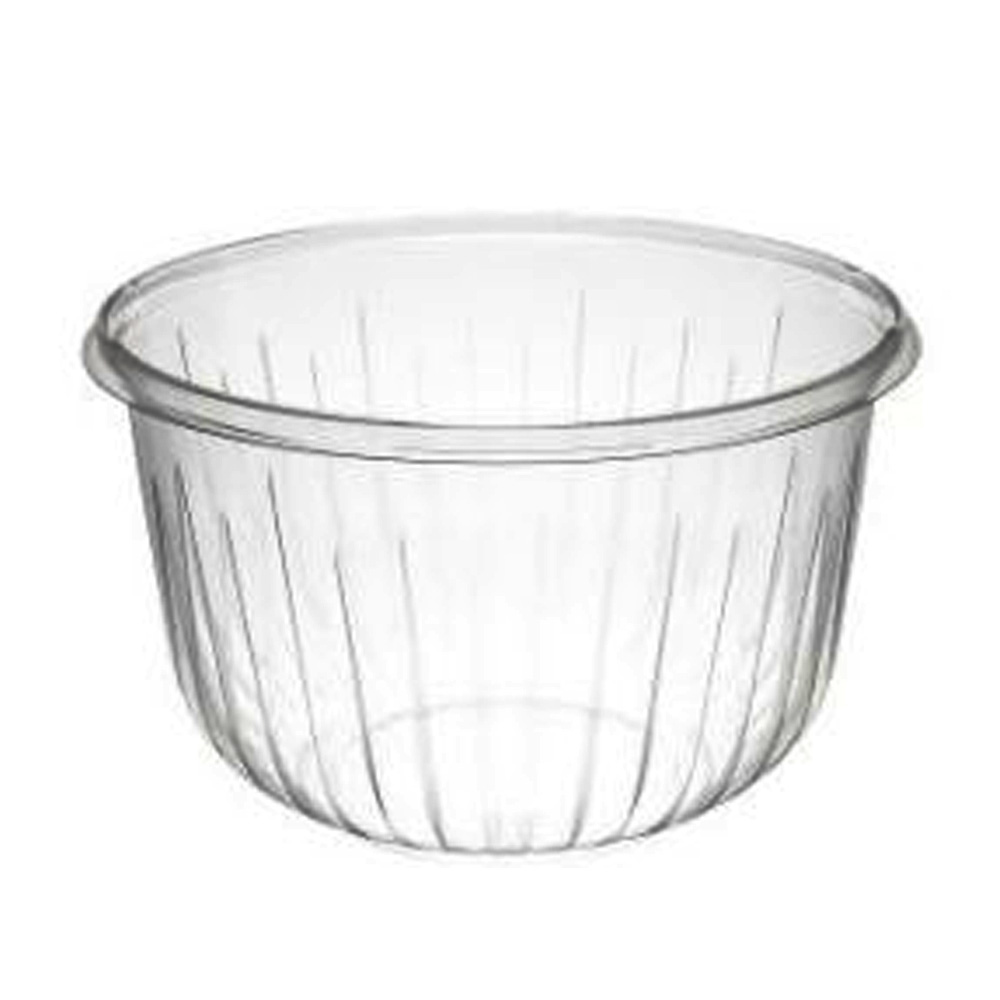 Dart Clear 64oz Presenta Bowl C64B