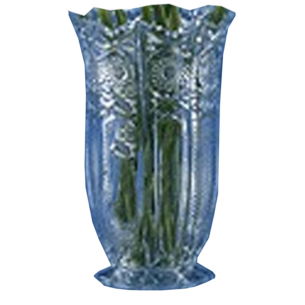 Maryland Plastics Clear Crystalware Vase MPI0269