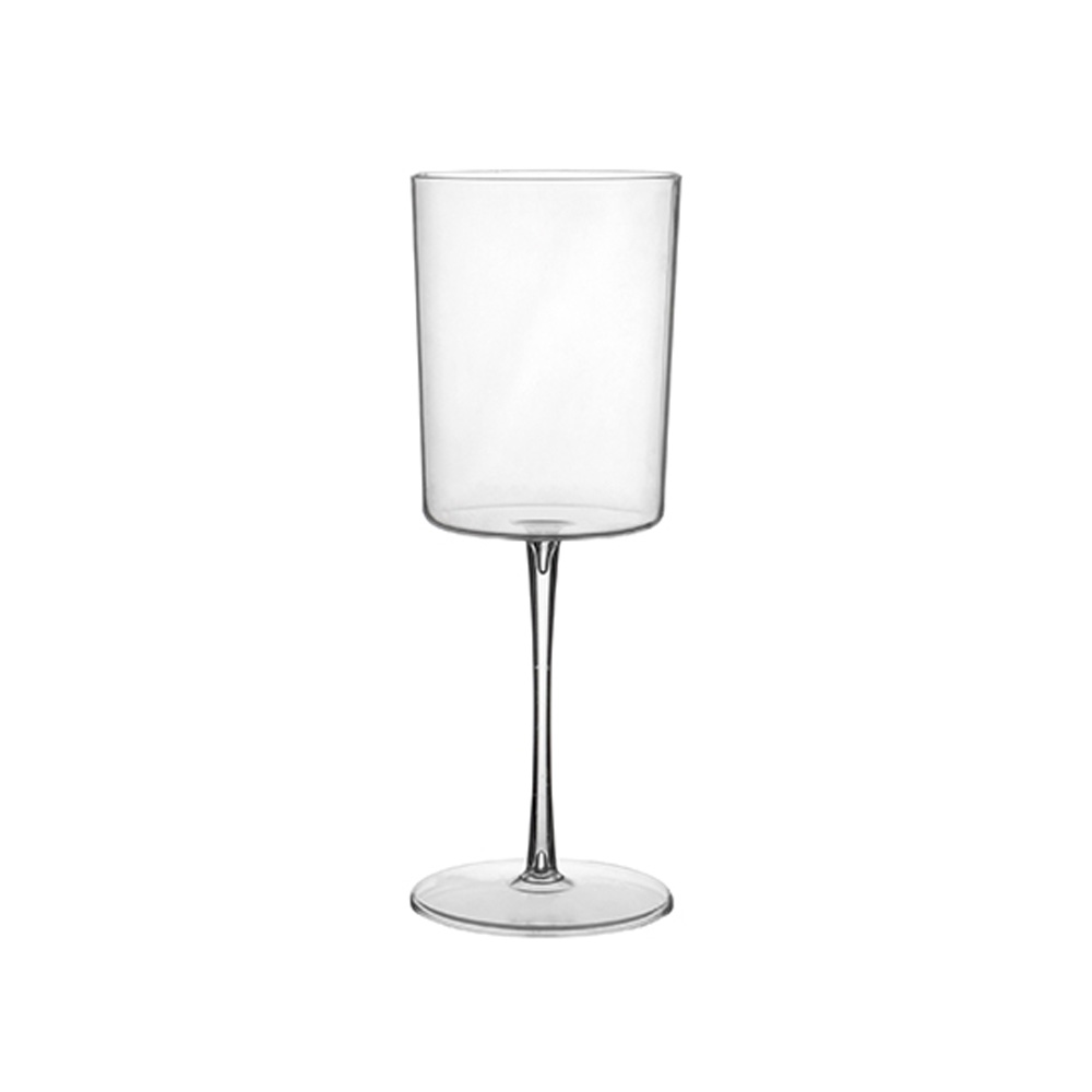 Fineline Settings - Renaissance Clear 11 oz. Plastic Wine Glass 2811