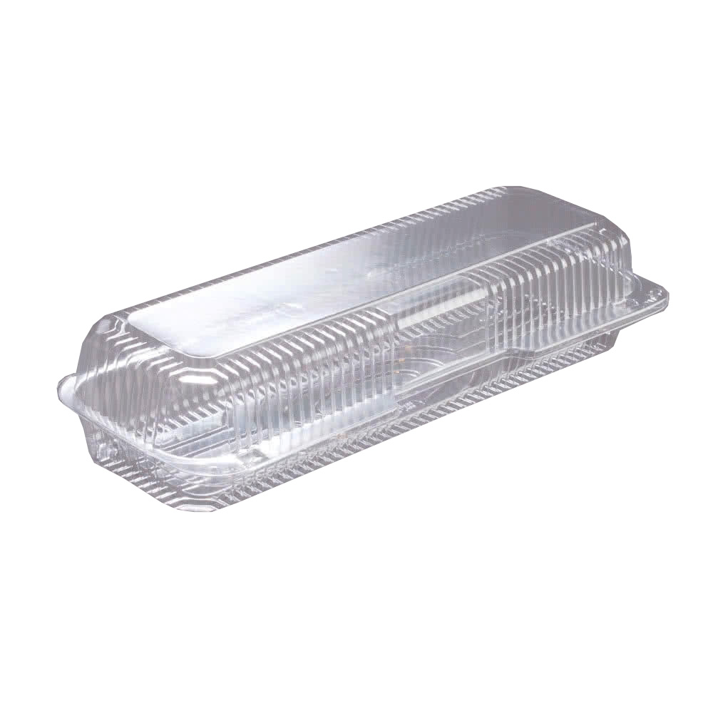 Dart Clear Staylock Hinged Container C60UT1
