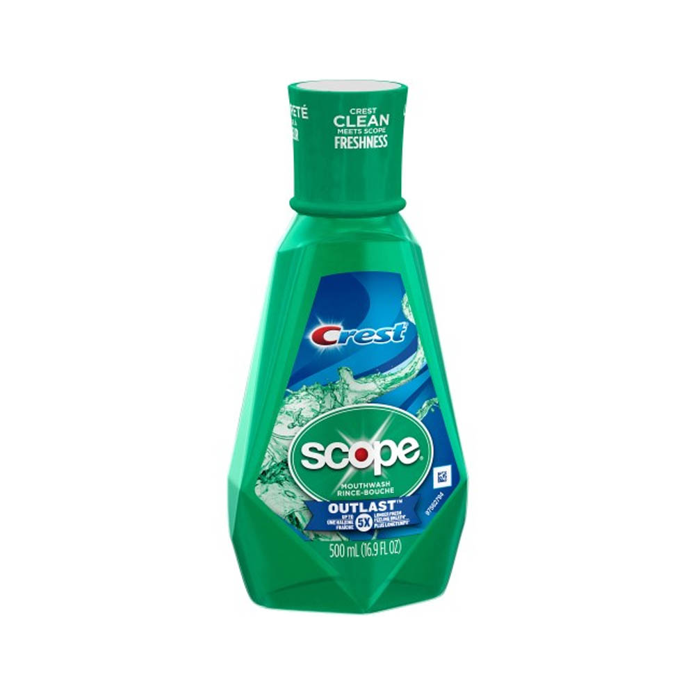 Scope 500ml Liquid Mouthwash SCOPE
