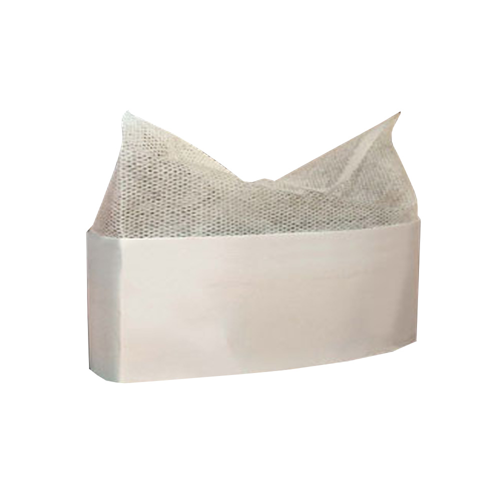 Cellucap - White Mesh Low Profile Overseas Cap RC400