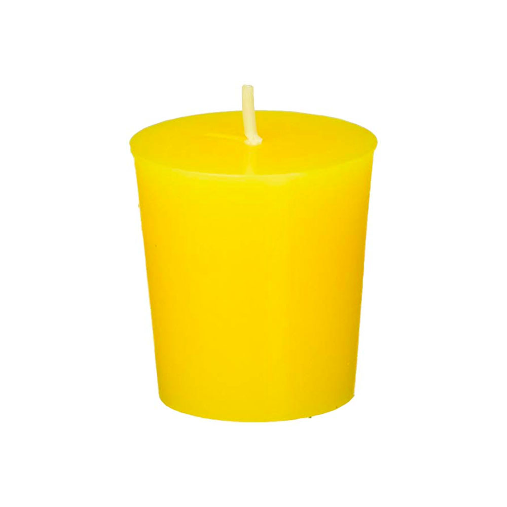 Fancy Heat Cirtonella Scent Fancy Lite Disposable Votive Candle F480CITRONELLA