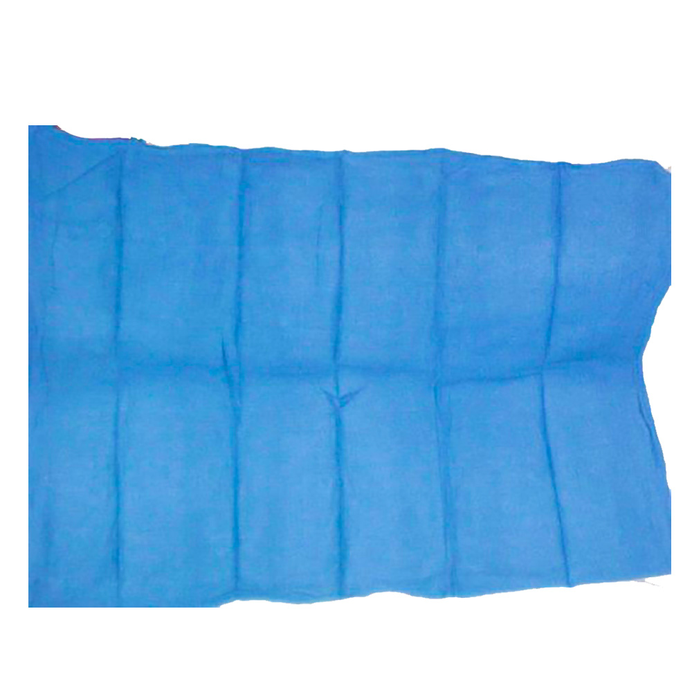 "Blue 8""x11.5"" Medical Huck Towels 805"