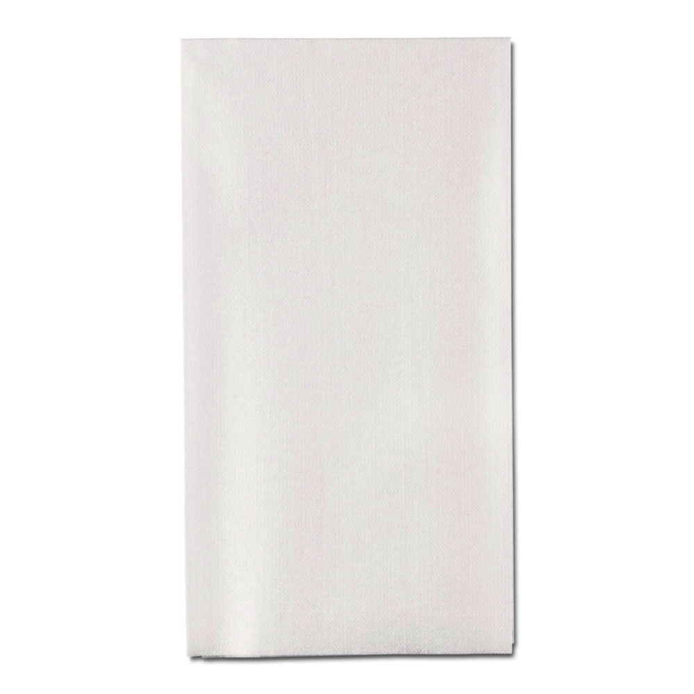 Georgia Pacific White 1/6 Fold Linen Guest Towel 92113