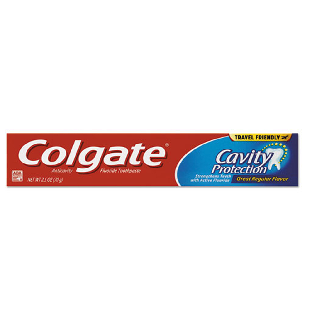 2.5oz Cavity Protection Toothpaste 151105